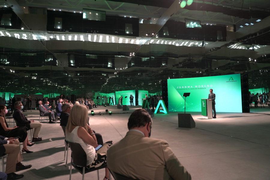 16 Escalones organiza la presentación de la Agencia Digital de Andalucía (ADA)