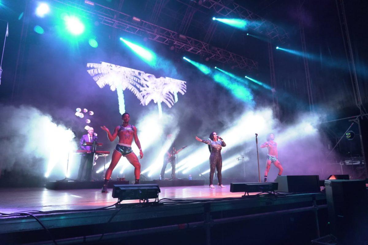 Fangoria en Castillo Sound festival Plus