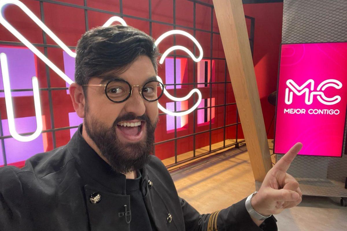Manu Sanchez Mejor Contigo